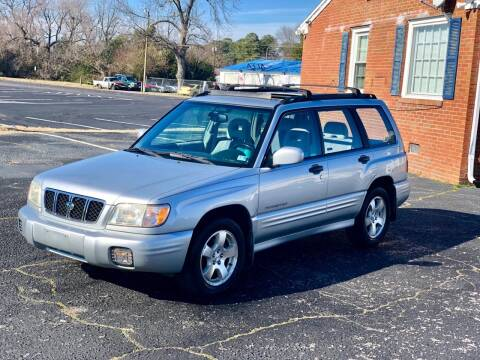 2002 Subaru Forester for sale at Carland Auto Sales INC. in Portsmouth VA