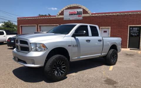 2013 RAM Ram Pickup 1500 for sale at Family Auto Finance OKC LLC in Oklahoma City OK