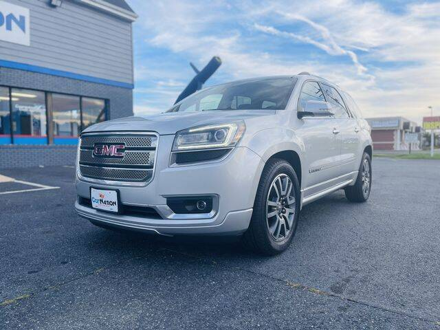 2014 GMC Acadia for sale at Car Nation in Aberdeen MD