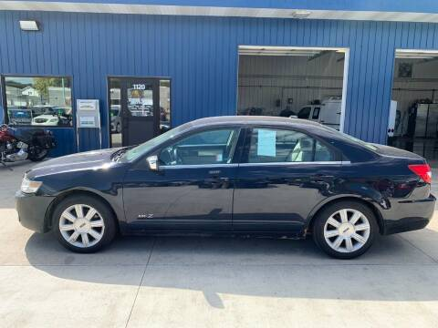 2009 Lincoln MKZ for sale at Twin City Motors in Grand Forks ND