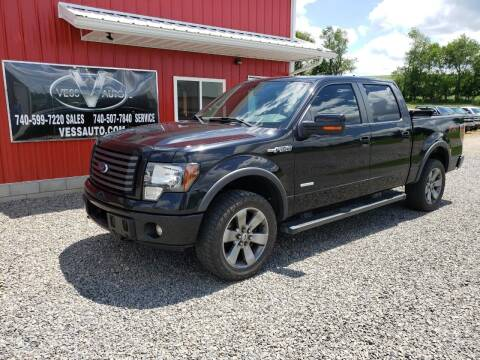 2012 Ford F-150 for sale at Vess Auto in Danville OH