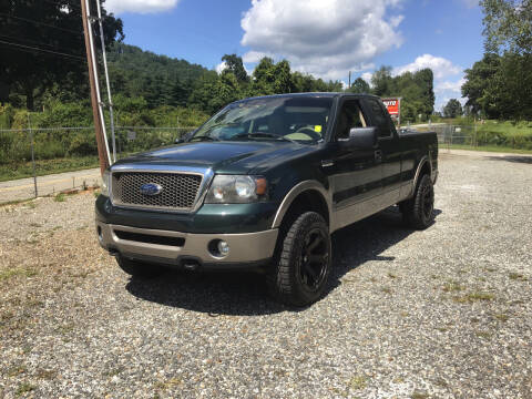 2006 Ford F-150 for sale at Arden Auto Outlet in Arden NC