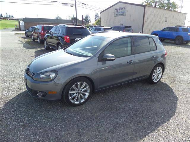 2013 Volkswagen Golf for sale at Terrys Auto Sales in Somerset PA