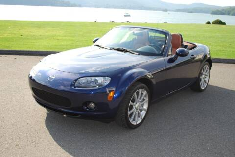 2008 Mazda MX-5 Miata for sale at New Milford Motors in New Milford CT