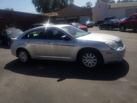 2010 Chrysler Sebring for sale at BRAMBILA MOTORS in Pocatello ID
