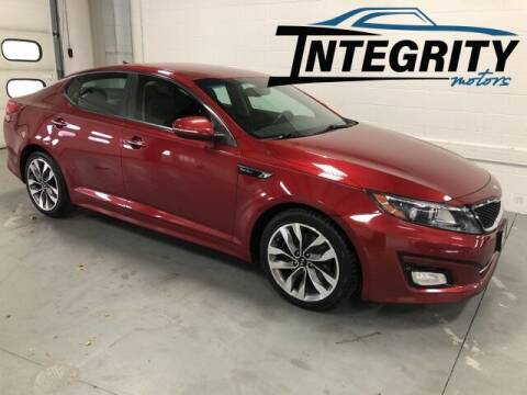2015 Kia Optima for sale at Integrity Motors, Inc. in Fond Du Lac WI