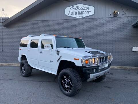 2008 HUMMER H2 for sale at Collection Auto Import in Charlotte NC