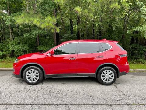 2017 Nissan Rogue for sale at MATRIXX AUTO GROUP in Union City GA