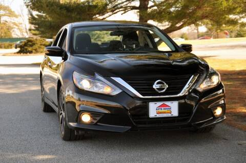 2018 Nissan Altima for sale at Auto House Superstore in Terre Haute IN