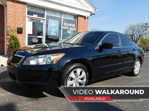 2008 Honda Accord for sale at Delaware Auto Sales in Delaware OH