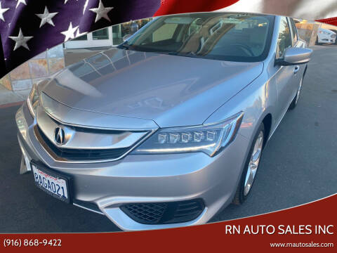 2017 Acura ILX for sale at RN Auto Sales Inc in Sacramento CA