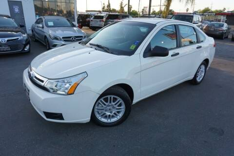 2011 Ford Focus for sale at Industry Motors in Sacramento CA