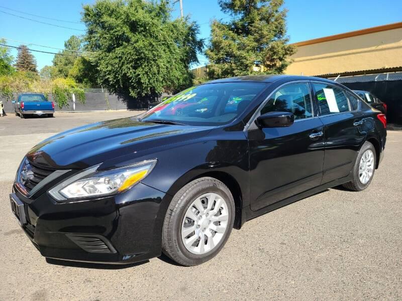 2017 Nissan Altima for sale at AUTOMEX in Sacramento CA