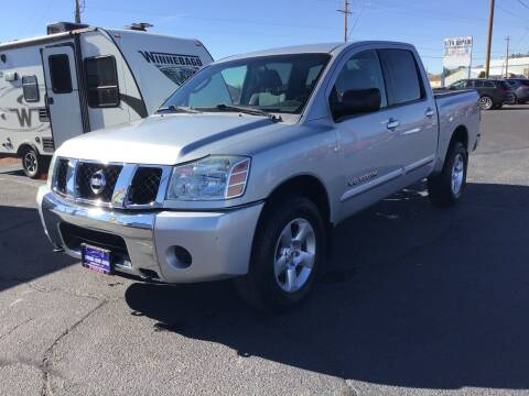 2007 Nissan Titan for sale at SPEND-LESS AUTO in Kingman AZ
