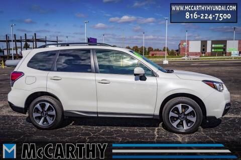 2017 Subaru Forester for sale at Mr. KC Cars - McCarthy Hyundai in Blue Springs MO