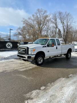 2012 Ford F-350 Super Duty for sale at Station 45 Auto Sales Inc in Allendale MI