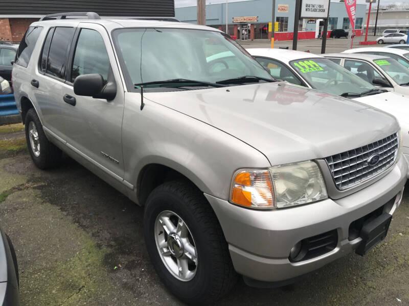 2004 Ford Explorer for sale at American Dream Motors in Everett WA