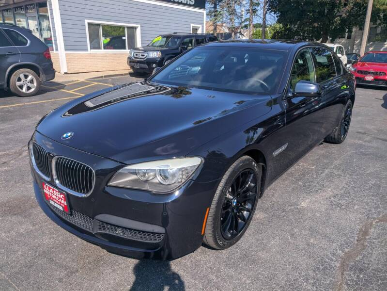 2011 BMW 7 Series for sale at CLASSIC MOTOR CARS in West Allis WI