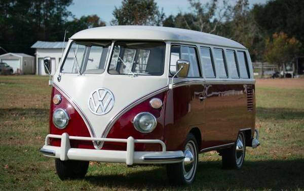 1966 Volkswagen Bus for sale at Classic Car Deals in Cadillac MI