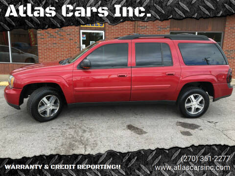 2005 Chevrolet TrailBlazer EXT for sale at Atlas Cars Inc. - Radcliff Lot in Radcliff KY