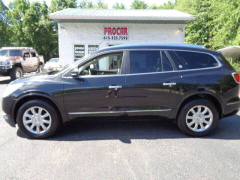 2015 Buick Enclave for sale at PROCAR in Portland TN