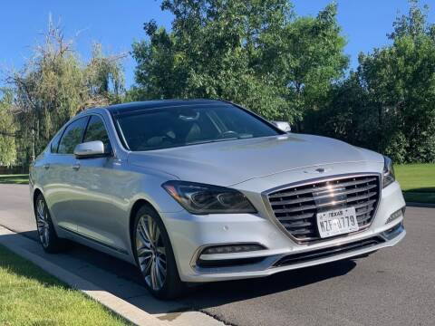 2018 Genesis G80 for sale at A.I. Monroe Auto Sales in Bountiful UT