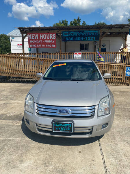 2008 Ford Fusion for sale at CarWorks in Orange TX