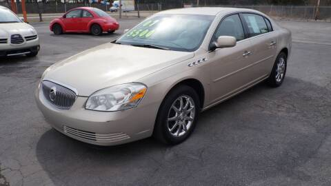 2007 Buick Lucerne for sale at G & R Auto Sales in Charlestown IN