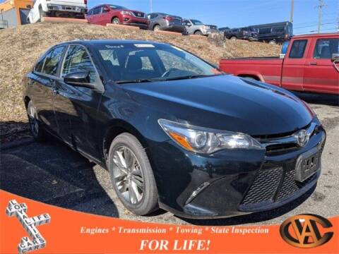 2016 Toyota Camry for sale at VA Cars Inc in Richmond VA