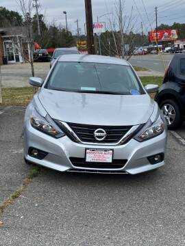 2017 Nissan Altima for sale at Assistive Automotive Center in Durham NC