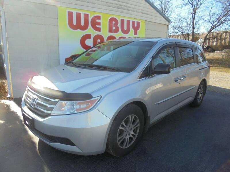 2013 Honda Odyssey for sale at Right Price Auto Sales in Murfreesboro TN