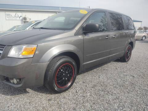 2010 Dodge Grand Caravan for sale at Mr E's Auto Sales in Lima OH