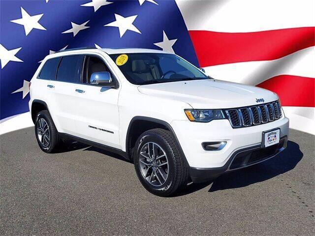 2018 Jeep Grand Cherokee for sale at Gentilini Motors in Woodbine NJ