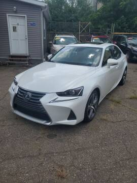 2017 Lexus IS 300 for sale at Key and V Auto Sales in Philadelphia PA