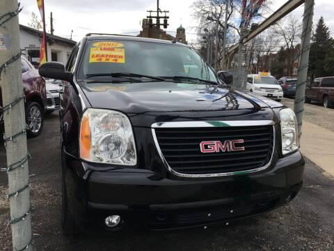 2007 GMC Yukon for sale at Jeff Auto Sales INC in Chicago IL