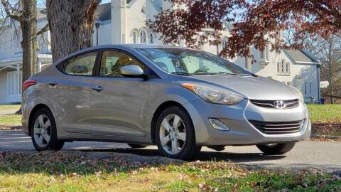 2012 Hyundai Elantra for sale at Digital Auto in Lexington KY