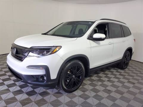 2021 Honda Pilot for sale at PHIL SMITH AUTOMOTIVE GROUP - Joey Accardi Chrysler Dodge Jeep Ram in Pompano Beach FL