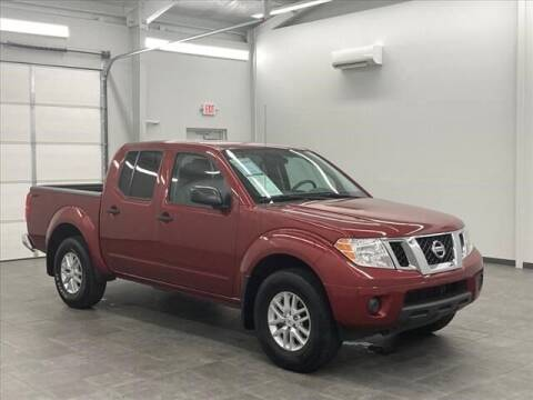2019 Nissan Frontier for sale at Cj king of car loans/JJ's Best Auto Sales in Troy MI