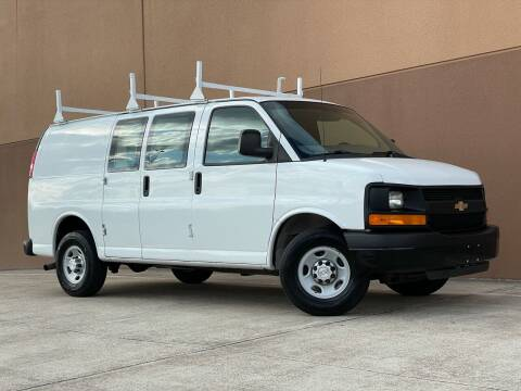 2015 Chevrolet Express Cargo for sale at TX Auto Group in Houston TX