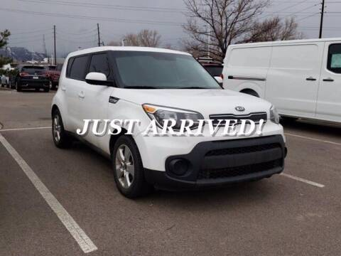 2017 Kia Soul for sale at EMPIRE LAKEWOOD NISSAN in Lakewood CO