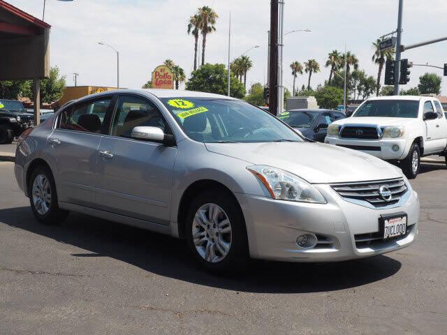 2012 Nissan Altima for sale at Corona Auto Wholesale in Corona CA