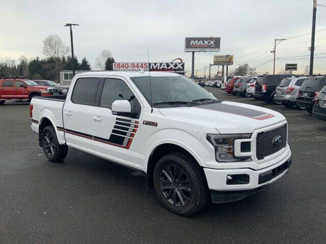 2018 Ford F-150 for sale at Maxx Autos Plus in Puyallup WA