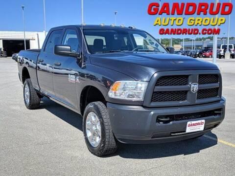 2015 RAM Ram Pickup 2500 for sale at Gandrud Dodge in Green Bay WI