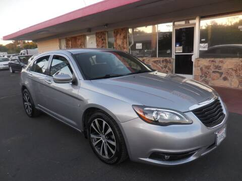 2014 Chrysler 200 for sale at Auto 4 Less in Fremont CA