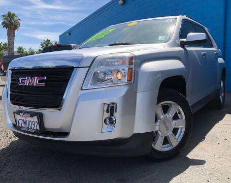 2013 GMC Terrain for sale at LUGO AUTO GROUP in Sacramento CA