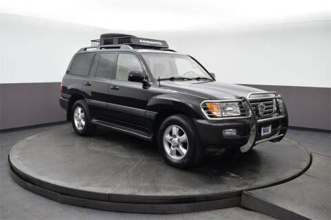 2004 Toyota Land Cruiser for sale at M & I Imports in Highland Park IL