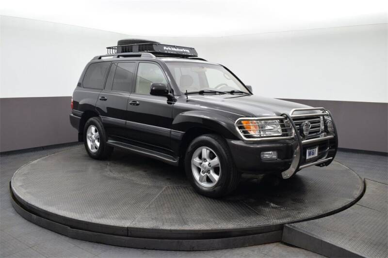 2004 Toyota Land Cruiser for sale in Highland Park, IL