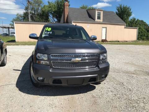 2010 Chevrolet Suburban for sale at Jerry & Menos Auto Sales in Belton MO