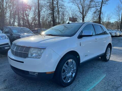 2008 Lincoln MKX for sale at Car Online in Roswell GA