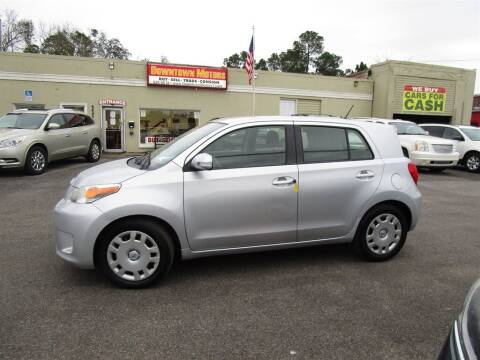 2010 Scion xD for sale at DERIK HARE in Milton FL